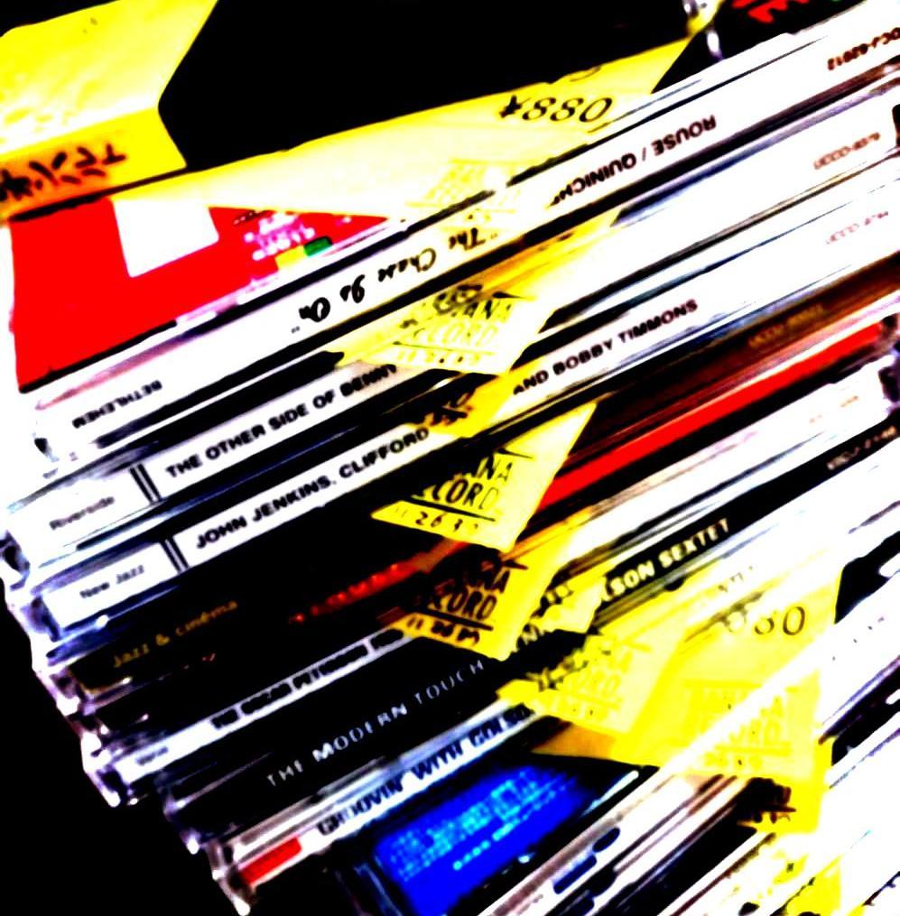 【ジャズシンジケート】JAZZ輸入盤CD追加中