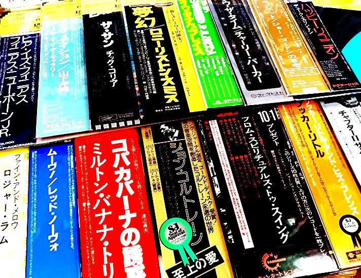 【ジャズシンジケート】ジャズ国内盤・帯付LP追加中