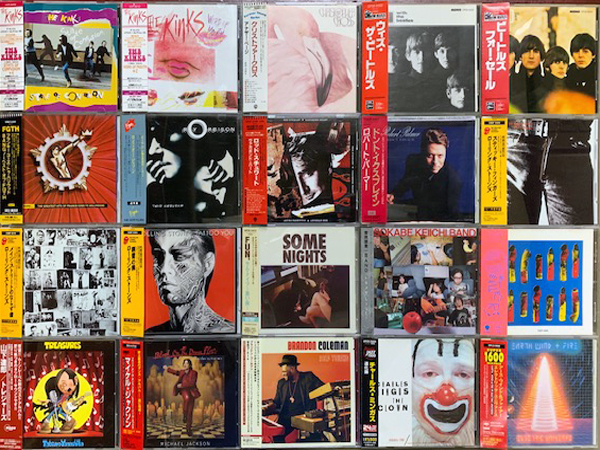 【岐阜店】10月4週 新入荷CD