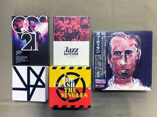 【岐阜店】3月1週 新入荷BOX-CD