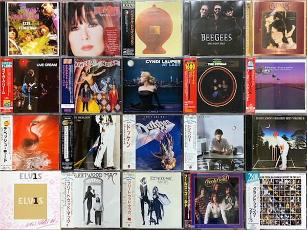 【岐阜店】8月5週 新入荷CD