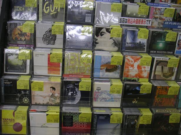 【本店】クラブ系CD追加