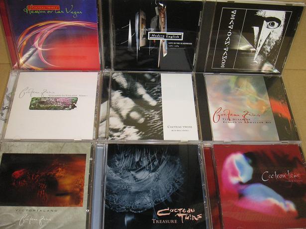 【本店】80's/NEW WAVE CD追加