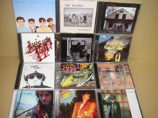 【本店】NEW WAVE/POST PUNK CD追加
