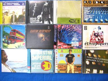 【金山店】CLUB / WORLD CD追加
