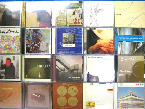 【金山店】EMO/POST ROCK CD追加