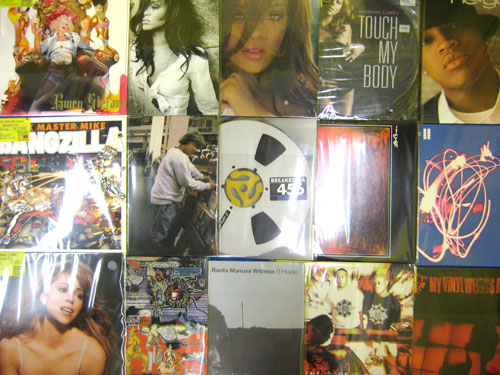 【金山店】HIPHOP/R&B LP/12