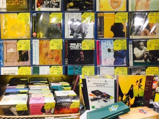 【金山店】バーゲンセール最終日新入荷CD追加