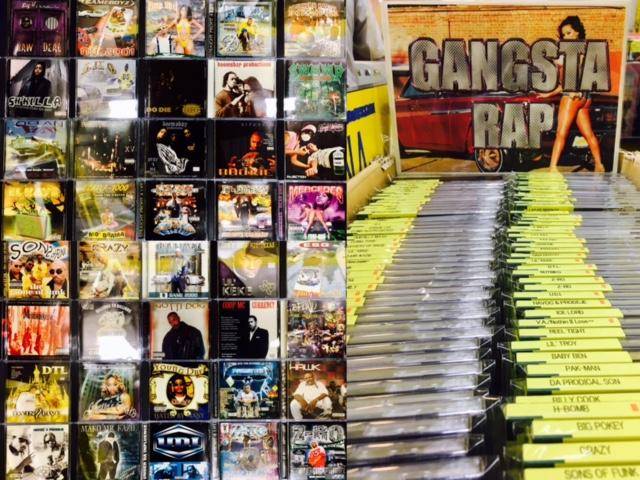 【金山店】新入荷G-RAP CD追加
