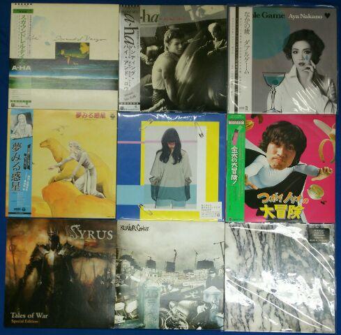 【金山店】7月1週 新入荷LP