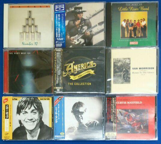 【金山店】1月1週 新入荷CD