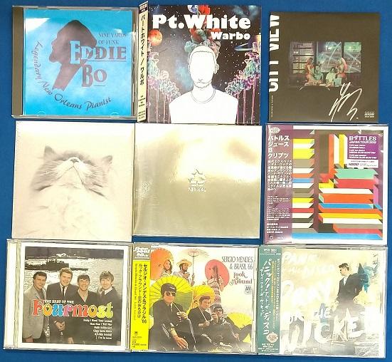 【金山店】1月5週 新入荷CD