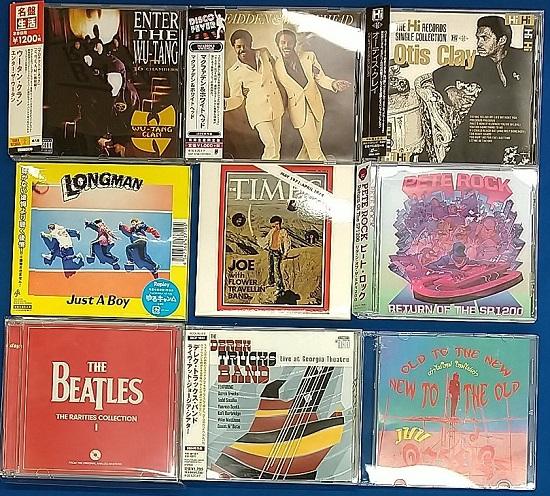 【金山店】2月4週 新入荷CD