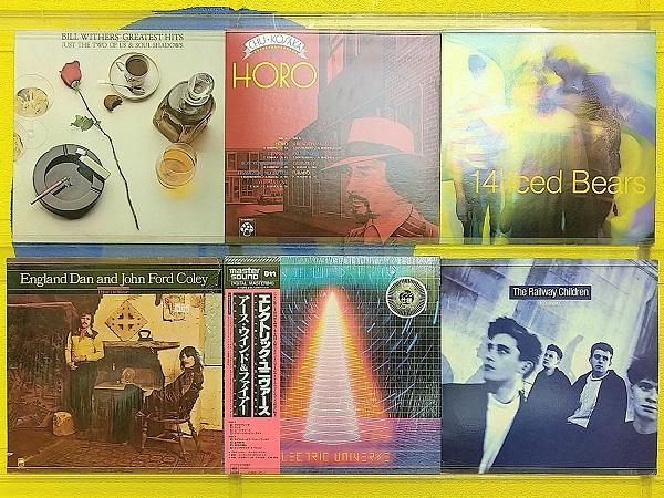 【金山店】7月4週 新入荷LP