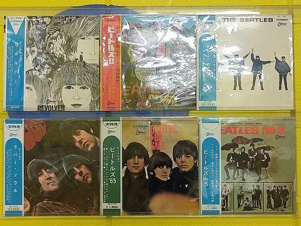 【金山店】8月5週 新入荷LP