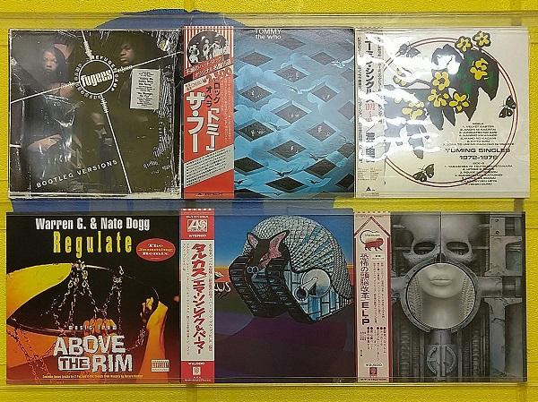 【金山店】12月3週 新入荷LP