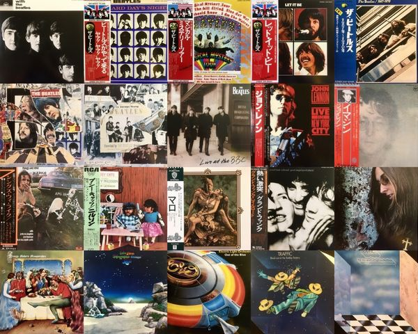 【岡崎店】4月1週 新入荷LP