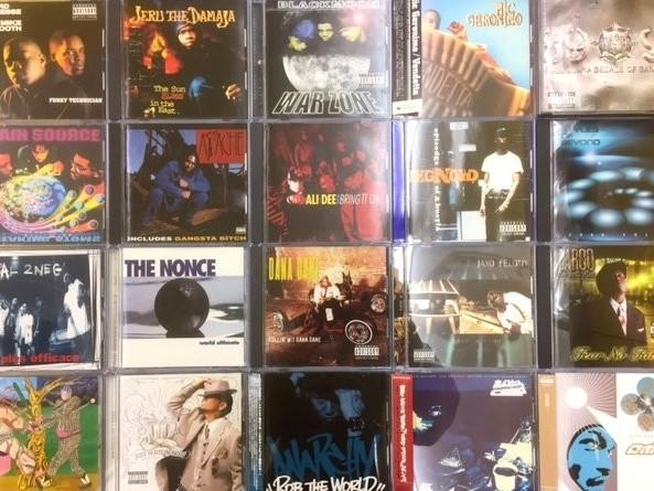 【岡崎店】ヒップホップCD追加