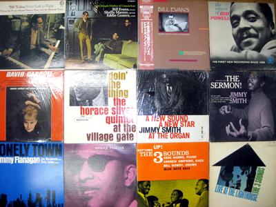 【大須店1F】Jazz LP60枚追加