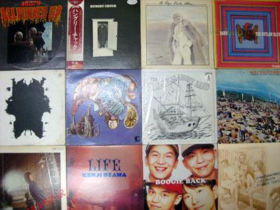【大須店1F】Rock LP200枚追加