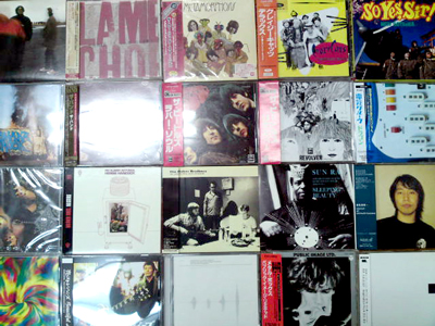 【大須店1F】ロック/日本CD150枚追加
