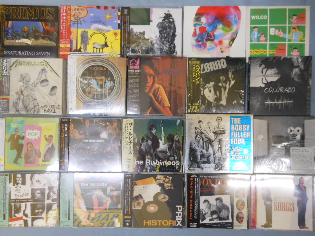 【大須店1F】12月4週 新入荷CD