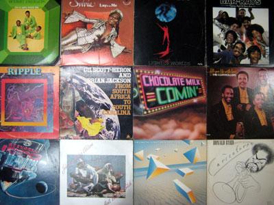 【大須店1F】Soul/Jazz Funk LP60枚追加