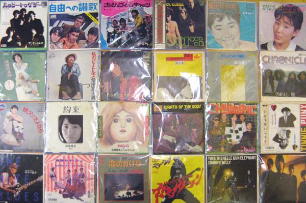 【大須店1F】ロック/歌謡曲/和モノ・ロックEP