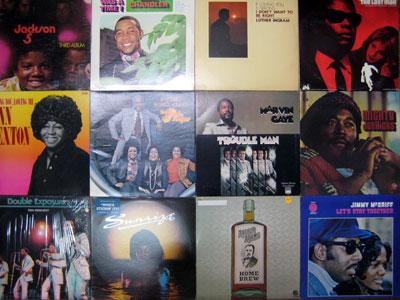 【大須店1F】Soul/Jazz Funk LP50枚追加