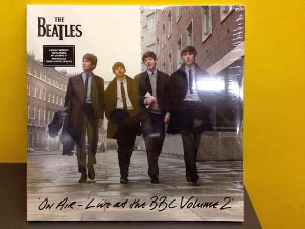 【大須店1F】THE BEATLES-新譜アナログ盤