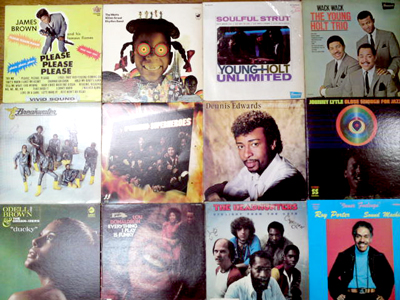 【大須店1F】Soul/Jazz LP大量追加