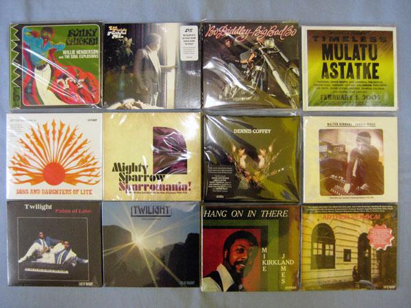 【大須店1F】Soul/Afroなど新品CD入荷