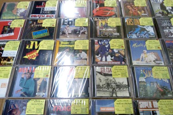 【大須店2F】HIP HOP 名盤CD追加