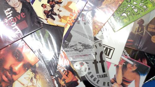【大須店2F】R&Bアナログ追加