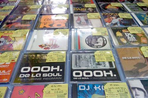 【大須店2F】HIP HOP CD追加第四弾