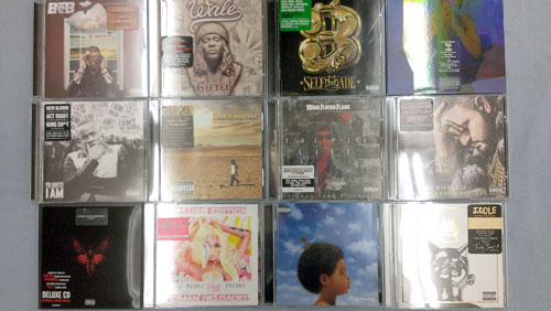 【大須店2F】新入荷HIP HOP CD追加