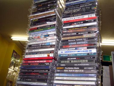 【大須店2F】G-RAP CD100枚追加