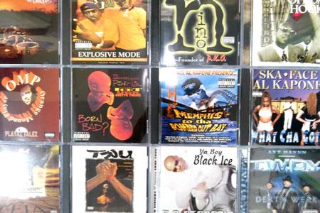 【大須店2F】GANGSTA RAP CD 追加