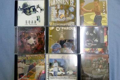 【大須店2F】GANGSTA CD 追加