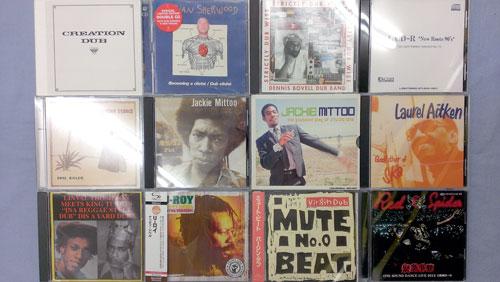 【大須店2F】REGGAE CD 追加