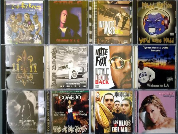 【大須店2F】G-RAP CD追加