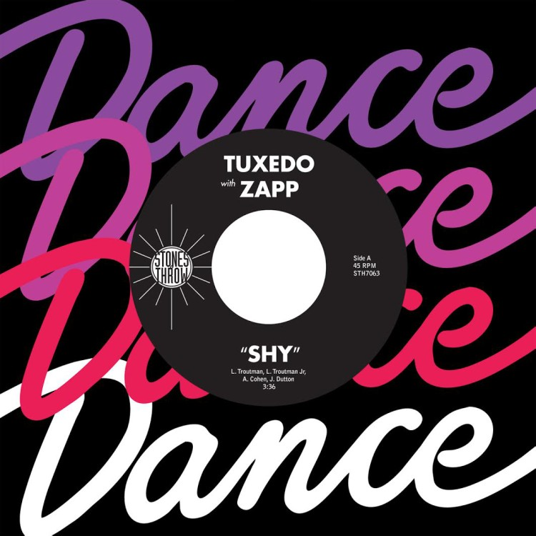 【大須店2F】TUXEDO with ZAPP/SHY  不良盤の件