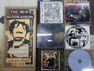 【四ツ谷店】NEW BLOCKADERS廃盤CD入荷