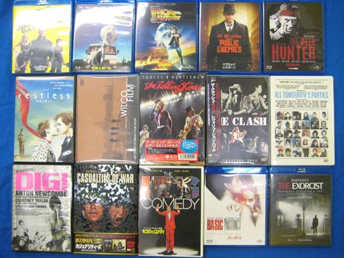 【金山店】DVD / Blu-ray追加