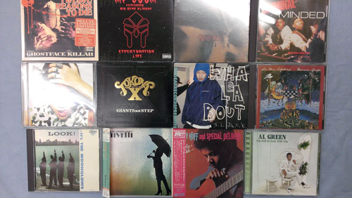【大須店2F】新着 CD 追加